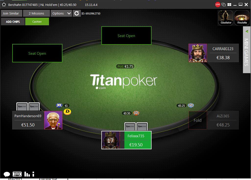Отзывы игроков о покер-руме titan poker 2019 о игре в titanpoker.
