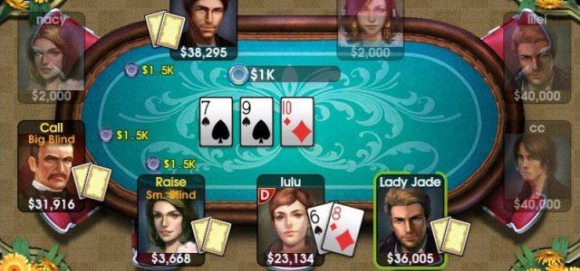 Обучение покеру с помощью оффлайн симуляторов на русском