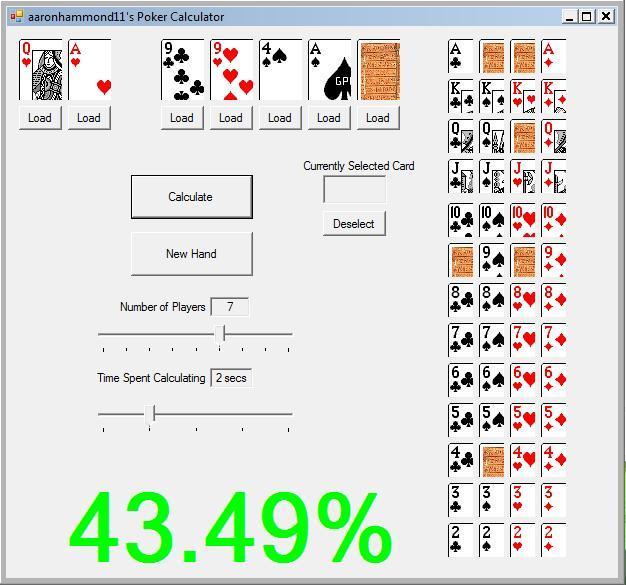 Poker_kalkulyator