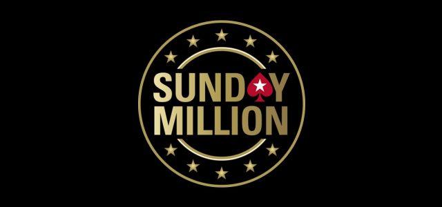 Результаты Sunday Million за 29 января