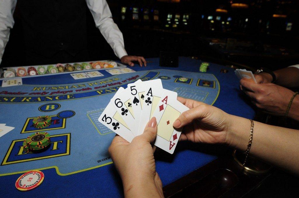 Покер Комбинации Сильных Рук