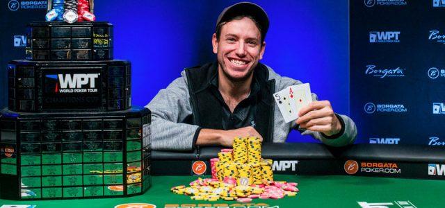 Победа и главный приз в Borgata Poker Open достались Даниэлю Вейнману
