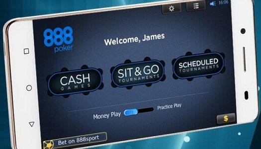 Как скачать 888 Покер на телефон