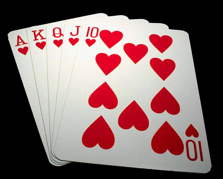 Домашний Покер Замена Карт