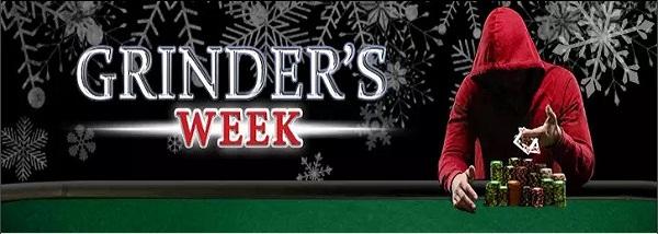 Grinders Week в RedKings