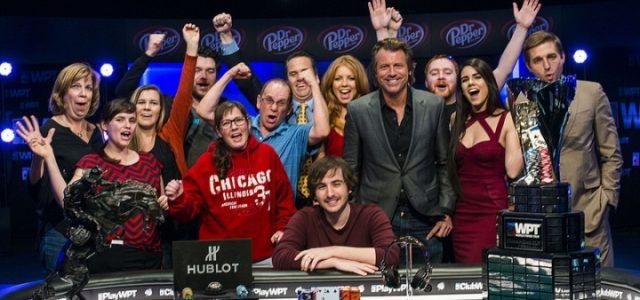 Даниэль Штрелиц – победитель WPT LA Poker Classic