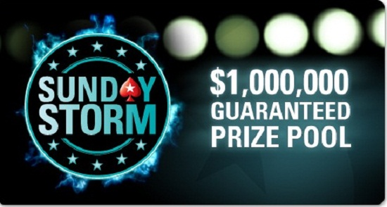 Sunday Storm отмечает шестилетнюю годовщину на Poker Stars