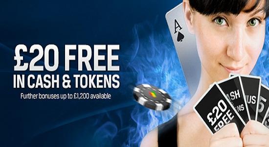 бездепозитный бонус покер без сканов