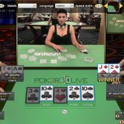 Главные особенности 3D покера