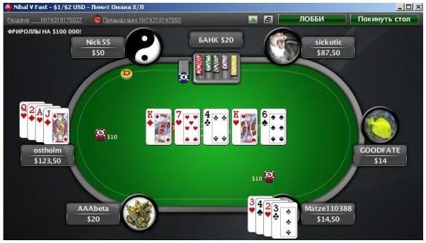 Основные аспекты лоу покера
