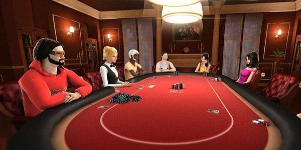 онлайн играть оазис покер