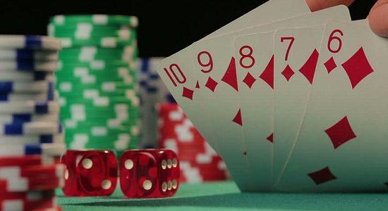 Стрит Флеш в покере