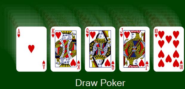 Правила Дро-покера