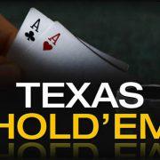 Азы игры в Техасского Холдема