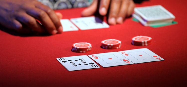 Базовые правила разных видов покера