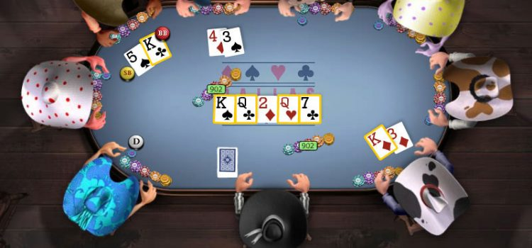 Платформы для игры в Техасский покер онлайн