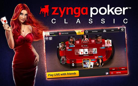 Zynga Poker увеличивает свою прибыль