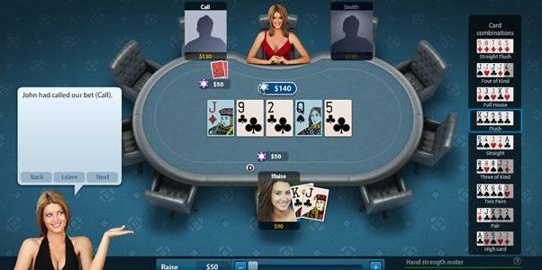 Гид по ВК покеру на Андроид