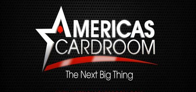 Americas Cardroom дарит бонус на первый депозит