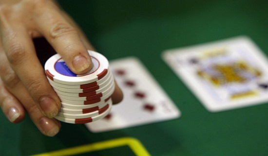 Что такое ante в покере