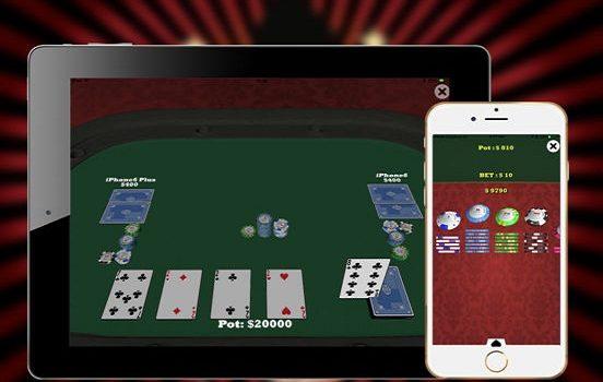 Что такое покер по блютузу на Андроид