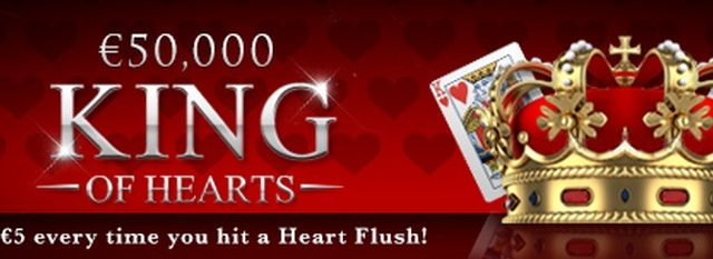 MPN возобновляет акцию King of Hearts