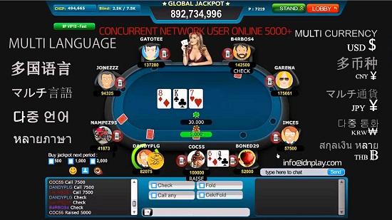 Малоизвестные покер-румы