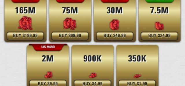 Где играть в покер на виртуальные деньги