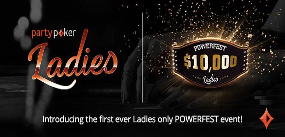 PartyPoker Ladies