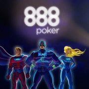 Action Squad на 888 Покер