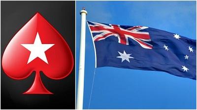 Покер Старс ушел из Австралии