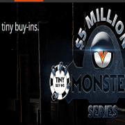 Monster Series в Пати Покер