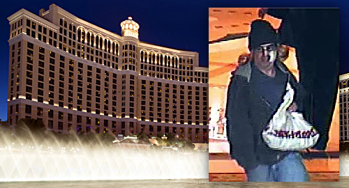 Казино Bellagio в Лас-Вегасе ограбили