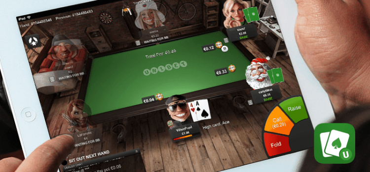 Как играть в покер на ходу
