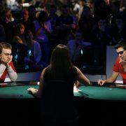 Покерные дуэли — хедз ап покер