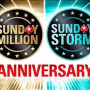 Sunday Million от PokerStars с гарантией в $10 млн. пройдет 4 февраля