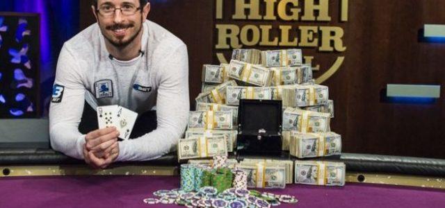Брайан Раст выиграл $7,5 млн. на Super High Roller Bowl