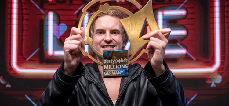 Виктор Блом – чемпион PartyPoker Live Millions Germany