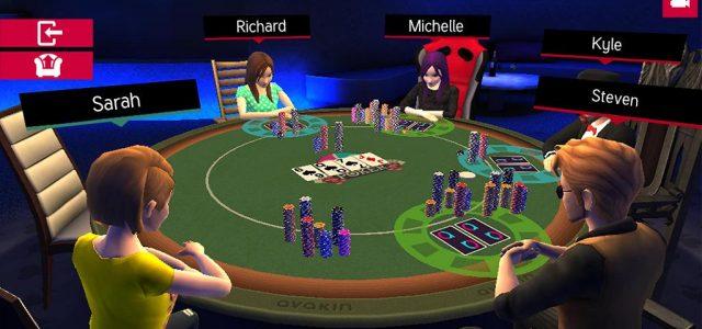 Веб-сайты, предлагающие сыграть в онлайн покер бесплатно