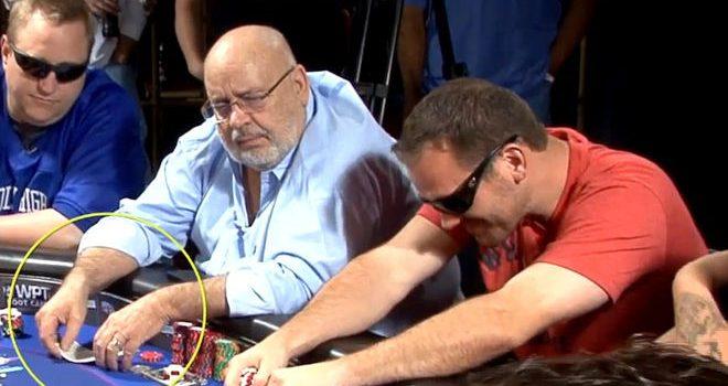 Знакомство с теллсами в покере