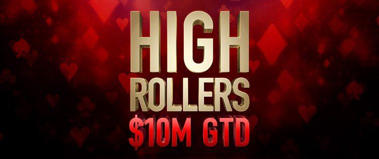 Билет на хайроллер от PokerStars всего за $25