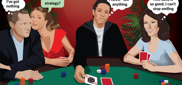 С чего начать работу над техникой игры в покер