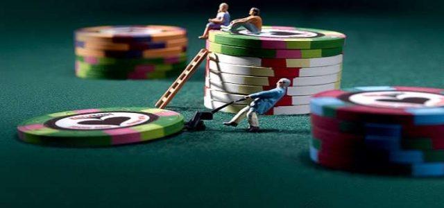 Сайдинг в покере: как правильно определить размер ставки