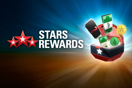 Stars Rewards в Покер Старс