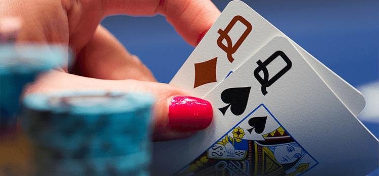 Когда стоит сбрасывать оверпару в покере