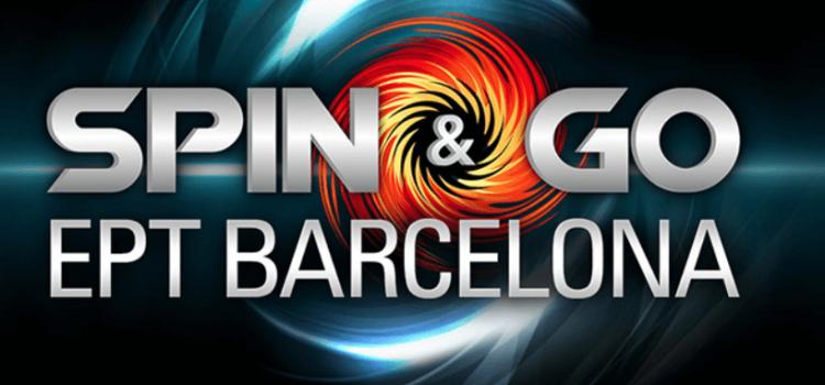 PokerStars добавил в лобби EPT Barcelona Spin&Go