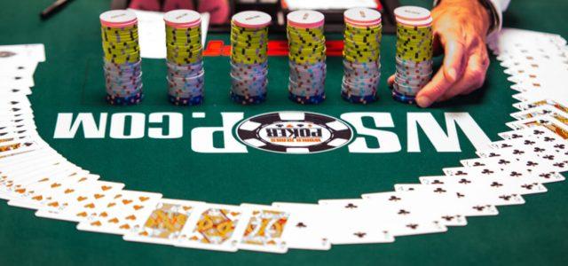 Главное Событие WSOP 2018 стало вторым по величине за всю историю серии