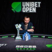 Результаты Unibet Open