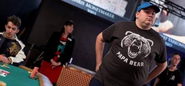 Шон Диб провел день рождения сына за игрой в покер