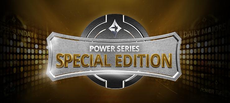 Power Series на PartyPoker: за один турнир победитель превратил 33$ в 20 000$